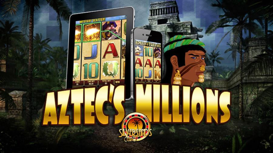 aztecs-millions-slot-logo